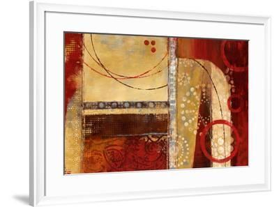 Dance of Light I-Nan-Framed Art Print