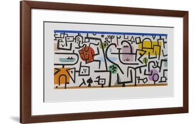 Rich Harbour-Paul Klee-Framed Collectable Print