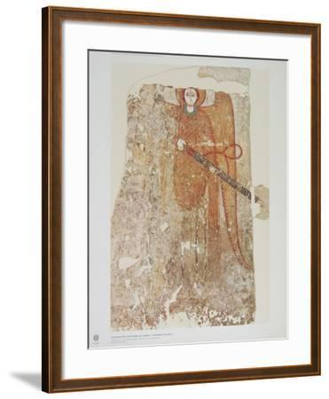 Archangel Michael--Framed Collectable Print