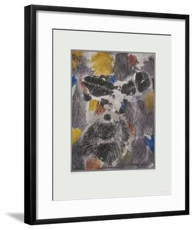 Among the Stones-Theodor Werner-Framed Collectable Print