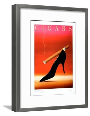 Cigars-Razzia-Framed Collectable Print