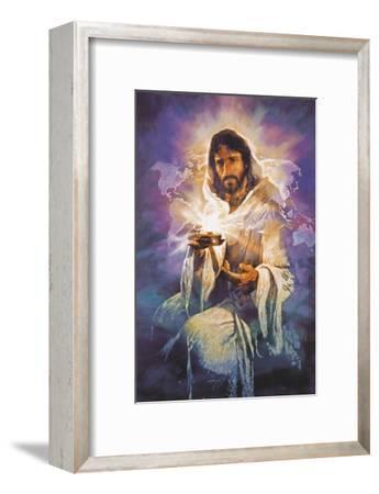 Light Unto the World-Michael Dudash-Framed Art Print