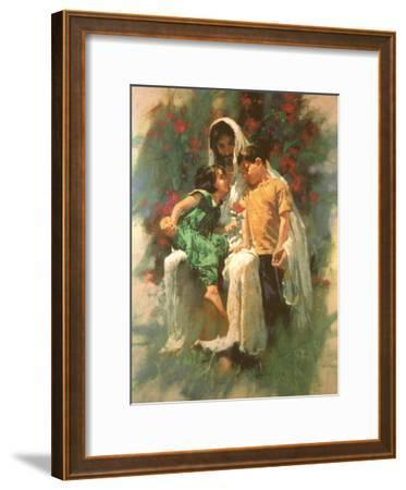 My Sanctuary-Michael Dudash-Framed Art Print