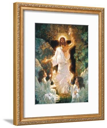 Triumph of Life-Michael Dudash-Framed Art Print