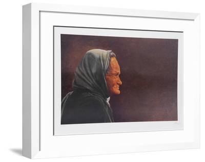 I Have No Complaints-Vic Herman-Framed Limited Edition