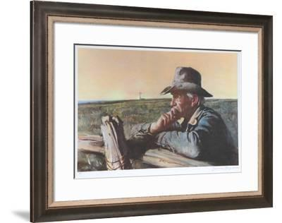 All The Yesterdays-Duane Bryers-Framed Limited Edition
