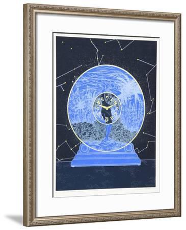 Interstellar Space-Susan Hall-Framed Limited Edition