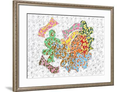 Eastern Forms-George Chemeche-Framed Limited Edition
