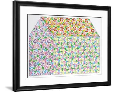 The House-George Chemeche-Framed Limited Edition