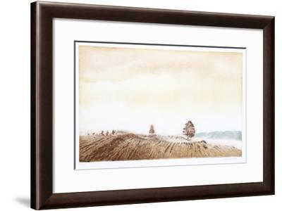 Beach Front-Hank Laventhol-Framed Limited Edition