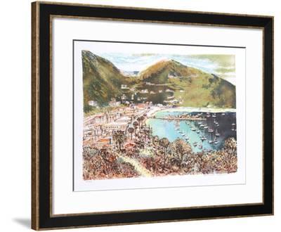 Avalon Bay-Francis Caldwell-Framed Limited Edition