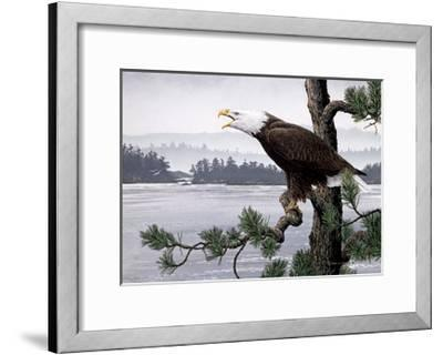 Call of the Wild-Don Li-Leger-Framed Art Print