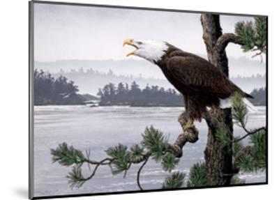 Call of the Wild-Don Li-Leger-Mounted Art Print