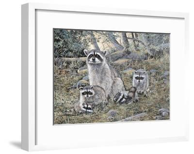 High Anxiety-Andrew Kiss-Framed Art Print