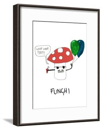 Fungi--Framed Art Print