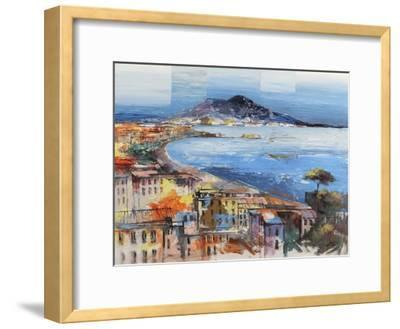 Dolce Napoli-Luigi Florio-Framed Art Print