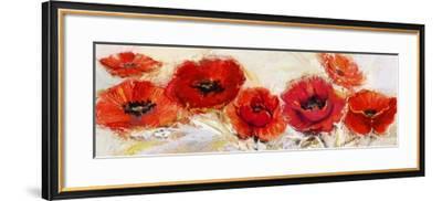 Fiori d'agosto-Luigi Florio-Framed Art Print