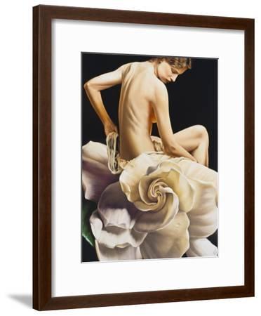Promessa-Maurizio Monti-Framed Art Print