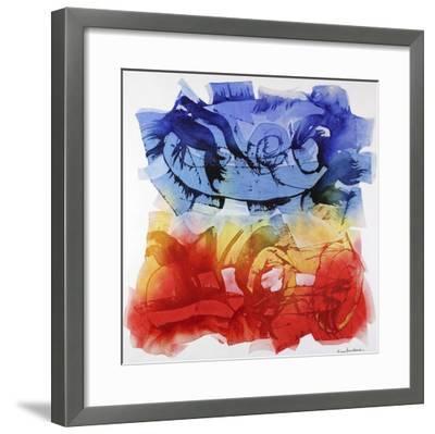 Venerdi 12 marzo 2010-Nino Mustica-Framed Art Print