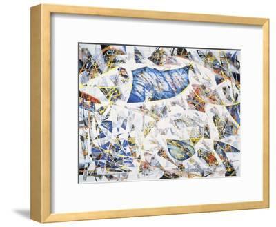 Almeno una volta, 1992-Nino Mustica-Framed Art Print