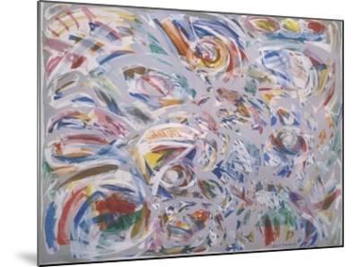 Colori al vento-Nino Mustica-Mounted Art Print
