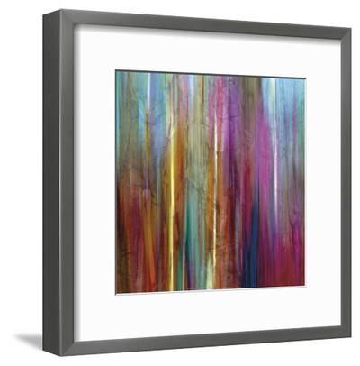 Sunset Falls I-John Butler-Framed Art Print