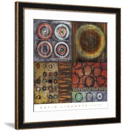 Rotate I-David Lizanetz-Framed Art Print