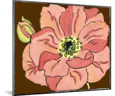 Petal Poetry II-Nancy Slocum-Mounted Giclee Print