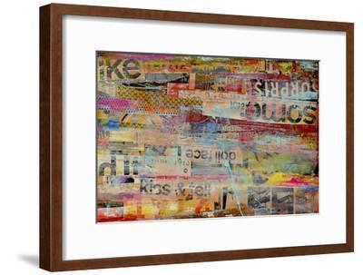 Metro Mix II-Erin Ashley-Framed Art Print