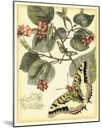 Whimsical Butterflies I--Mounted Giclee Print