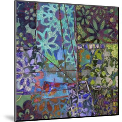B-Jeweled Deco III-Ricki Mountain-Mounted Art Print