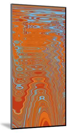Reflections II-Ricki Mountain-Mounted Art Print