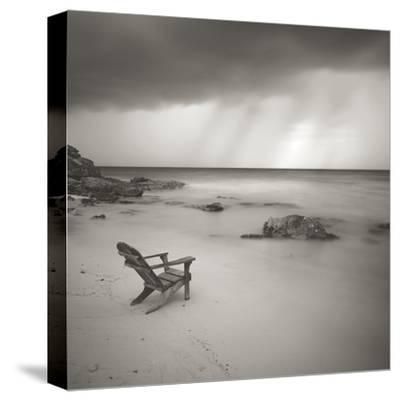 Storm-Moises Levy-Stretched Canvas Print