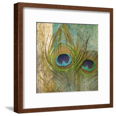 Feather Create-Taylor Greene-Framed Art Print