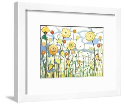 Watching the Clouds Go By-Jennifer Lommers-Framed Giclee Print