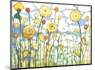 Watching the Clouds Go By-Jennifer Lommers-Mounted Giclee Print