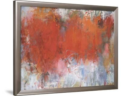 Red Infatuation-Jeannie Sellmer-Framed Giclee Print