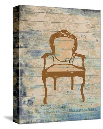 Chair VI-Irena Orlov-Stretched Canvas Print