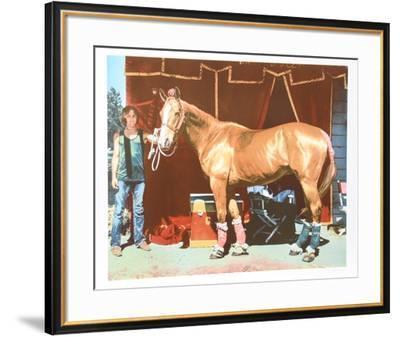 The Boilermaker-Richard McLean-Framed Limited Edition