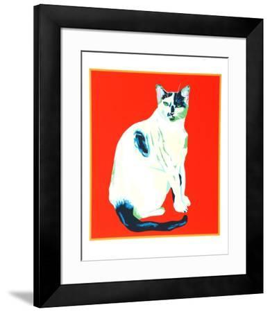 My Cat-Dody Muller-Framed Collectable Print