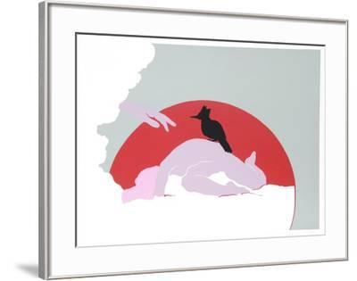 Winter I-Daphne Mumford-Framed Limited Edition