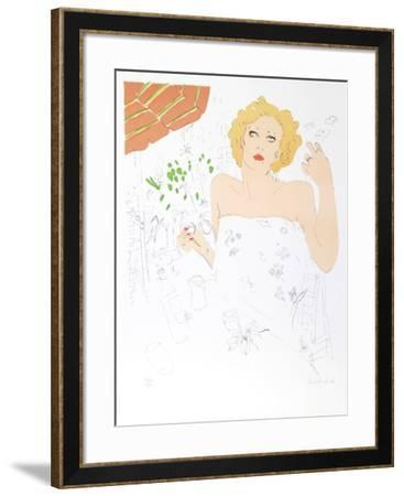 Untitled V-Vasilios Janopoulos-Framed Limited Edition