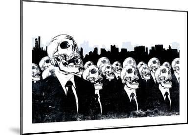 We Live No More-Alex Cherry-Mounted Art Print