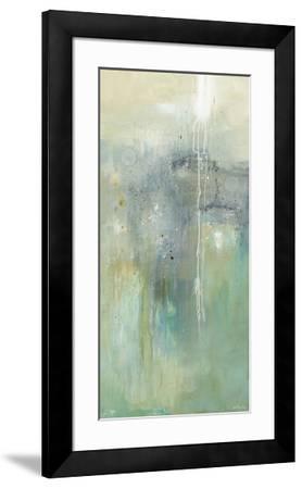 Sparks of Sea & Sunshine-Heather Ross-Framed Art Print