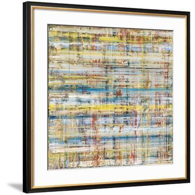 Windthread II-Hilario Gutierrez-Framed Art Print