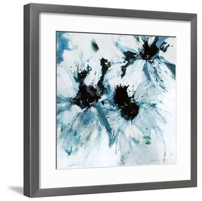 Blue Crush II-Natasha Barnes-Framed Art Print