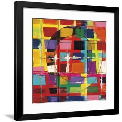 Lonely Record-Dante Vida-Framed Art Print