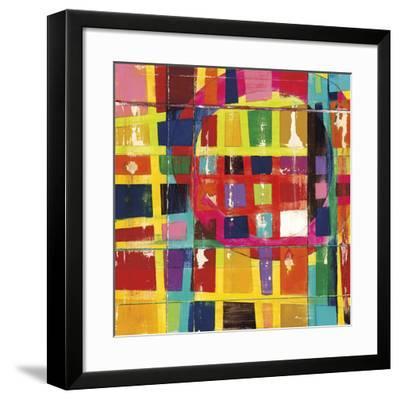 Wonderful Six-Dante Vida-Framed Art Print