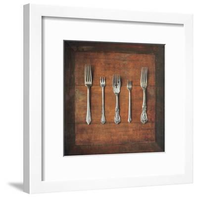 Meal Time I-Cristin Atria-Framed Art Print