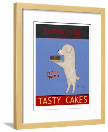 Schnoodle Tasty Cakes-Ken Bailey-Framed Limited Edition